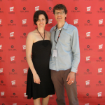 Marc and Jenea - Florida Film Festival