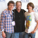 Marc, Rick and Micah - Newport Beach Film Festival